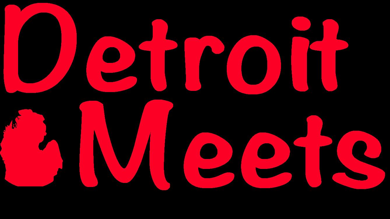detroit meets logo